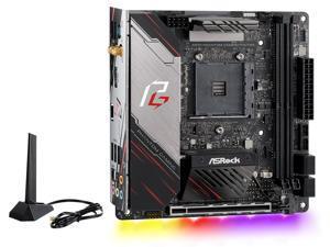 ASRock X570 PHANTOM GAMING-ITX/TB3 AM4 AMD X570 SATA 6Gb/s Mini ITX AMD Motherboard